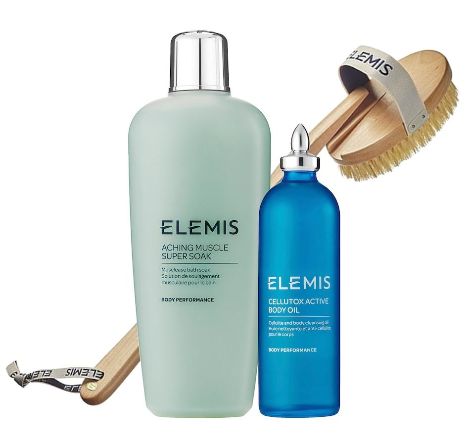 Image 465685.jpg , Product 465-685 / Price $229.00 , Elemis Body Detox Trio from Elemis on TSC.ca's Beauty department