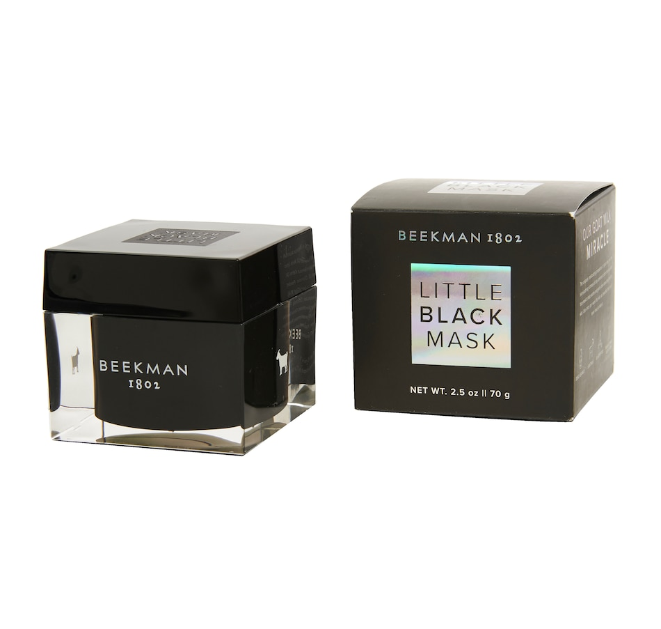 Image 465832.jpg , Product 465-832 / Price $42.00 , Beekman 1802 Little Black Mask from Beekman 1802 on TSC.ca's Beauty department