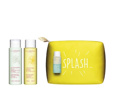 Clarins Premium Cleansing 3-Piece Set Normal or Dry