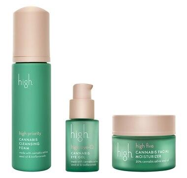 High Beauty Morning High 3-Piece Set