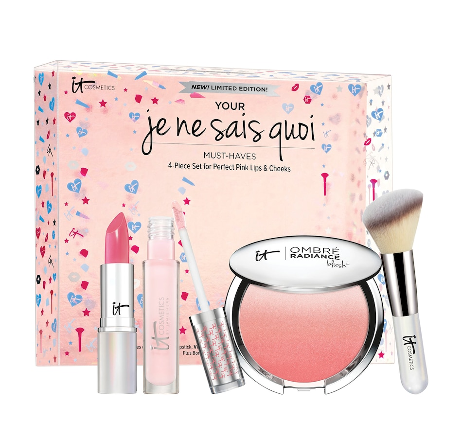 Image 477341.jpg , Product 477-341 / Price $51.50 , ITCosmetics Je Ne Sais Quoi Must Haves Holiday Set from It Cosmetics on TSC.ca's Beauty department