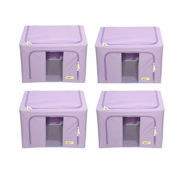 OrganizeMe Large Storage Cases (4-Pack)