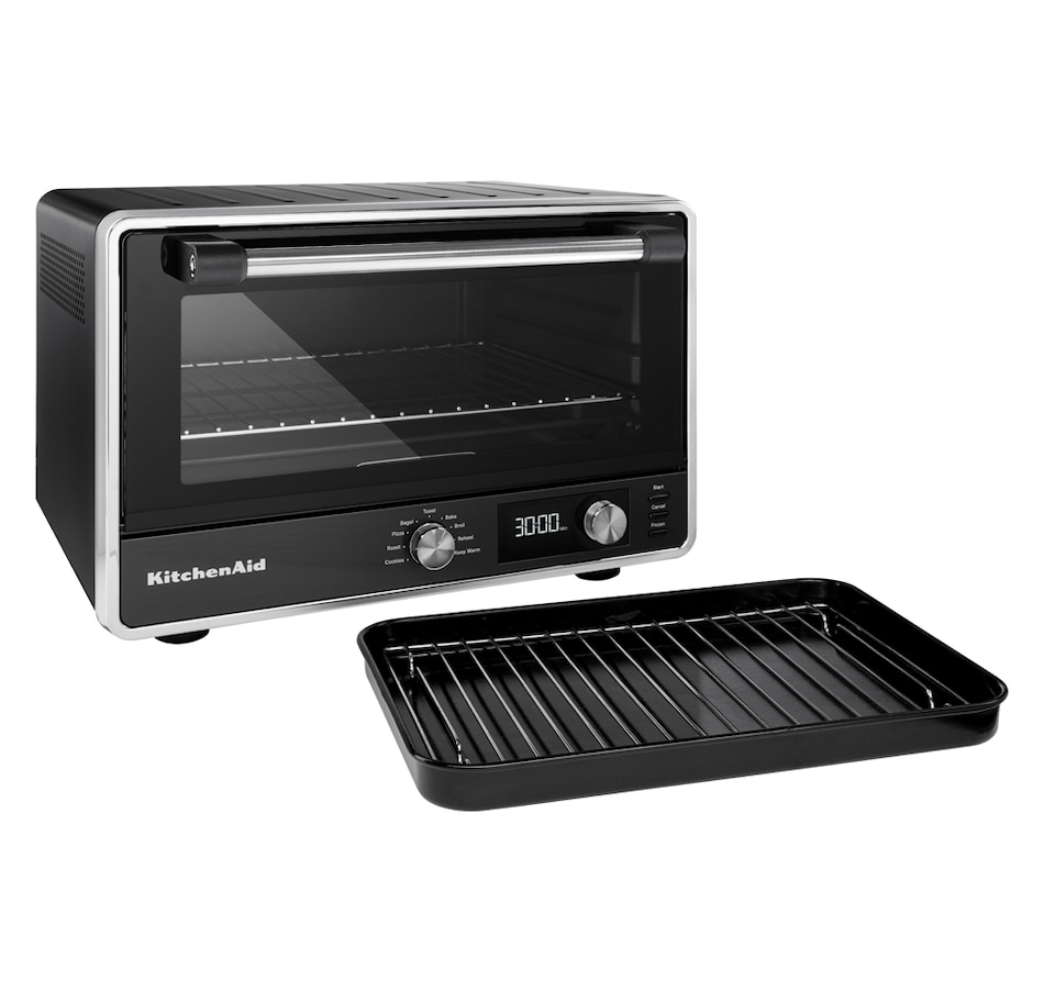 Image 477504.jpg , Product 477-504 / Price $149.99 , KitchenAid Digital Countertop Oven from KitchenAid on TSC.ca's Kitchen department