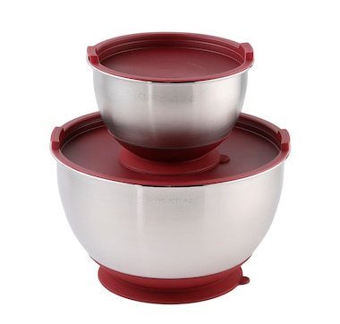 Curtis Stone 2-Piece Suctioning Bowl Set