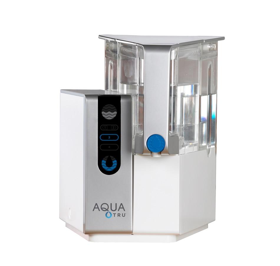 Image 477652.jpg , Product 477-652 / Price $399.99 , AquaTru Ultra Reverse Osmosis Countertop Water Purifier from Aquatru on TSC.ca's Kitchen department
