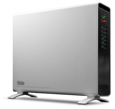 De'Longhi Slim Style Digital 1500W Heater/Dual Fan