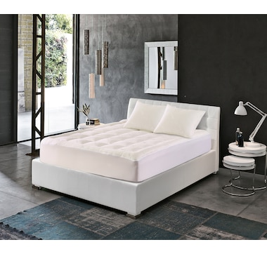 St. Clair Rayon from Bamboo Mattress Pad and Protector