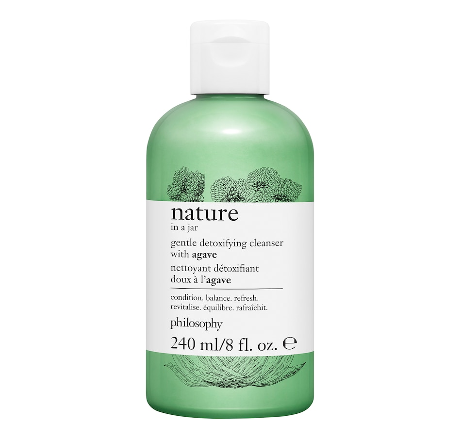 Image 477874.jpg , Product 477-874 / Price $39.00 , philosophy nature in a jar gentle detoxifying cleanser from philosophy on TSC.ca's Beauty department