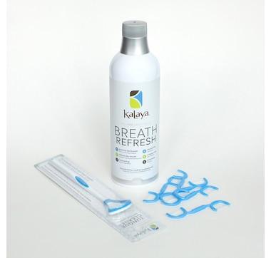 Kalaya Breath Fresh Complete Oral Care Kit