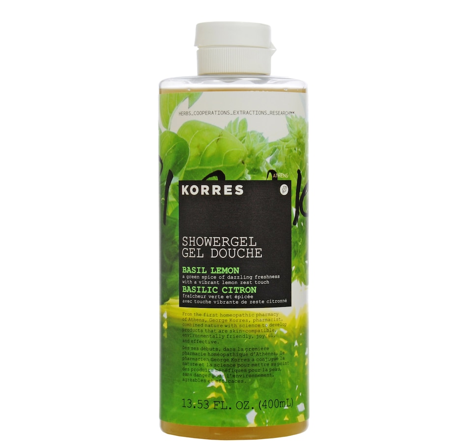 Image 478504_BSLLM.jpg , Product 478-504 / Price $16.88 , KORRES Shower Gel from KORRES Natural Products on TSC.ca's Beauty department