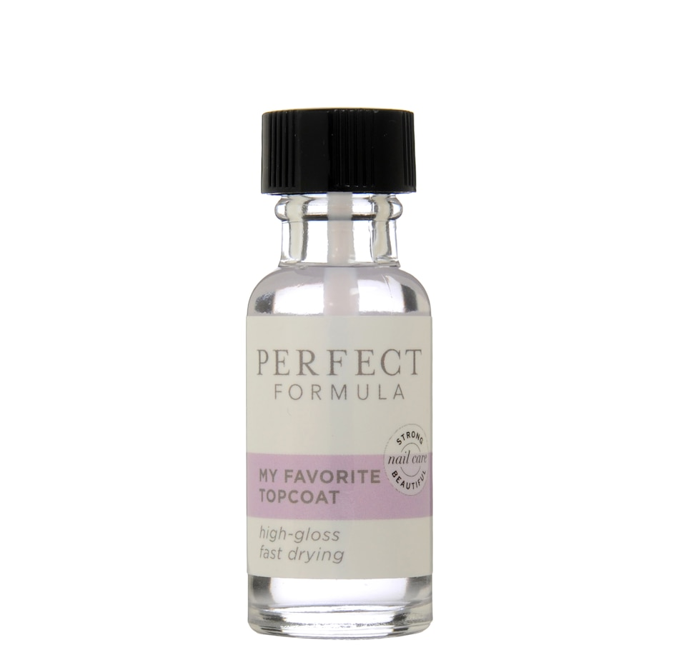 Image 478625.jpg , Product 478-625 / Price $23.50 , Perfect Formula My Favorite Top Coat from Perfect Formula on TSC.ca's Beauty department