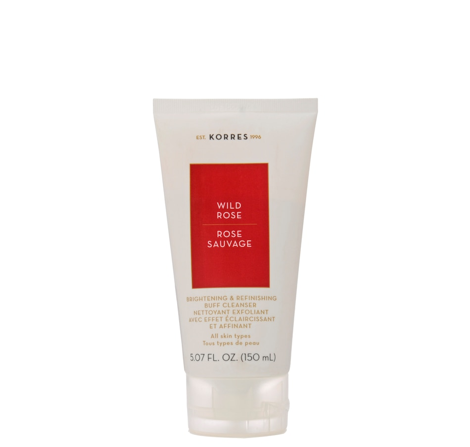 Image 478664.jpg , Product 478-664 / Price $32.00 , KORRES Wild Rose Exfoliating Cleanser from KORRES Natural Products on TSC.ca's Beauty department