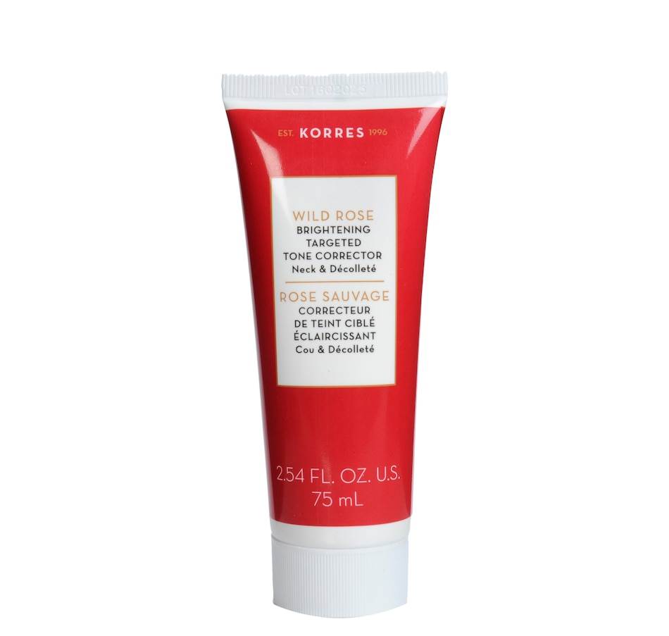 Image 478683.jpg , Product 478-683 / Price $65.00 , KORRES Wild Rose Brightening Targeted Tone Corrector Neck & Decollete Cream from KORRES Natural Products on TSC.ca's Beauty department