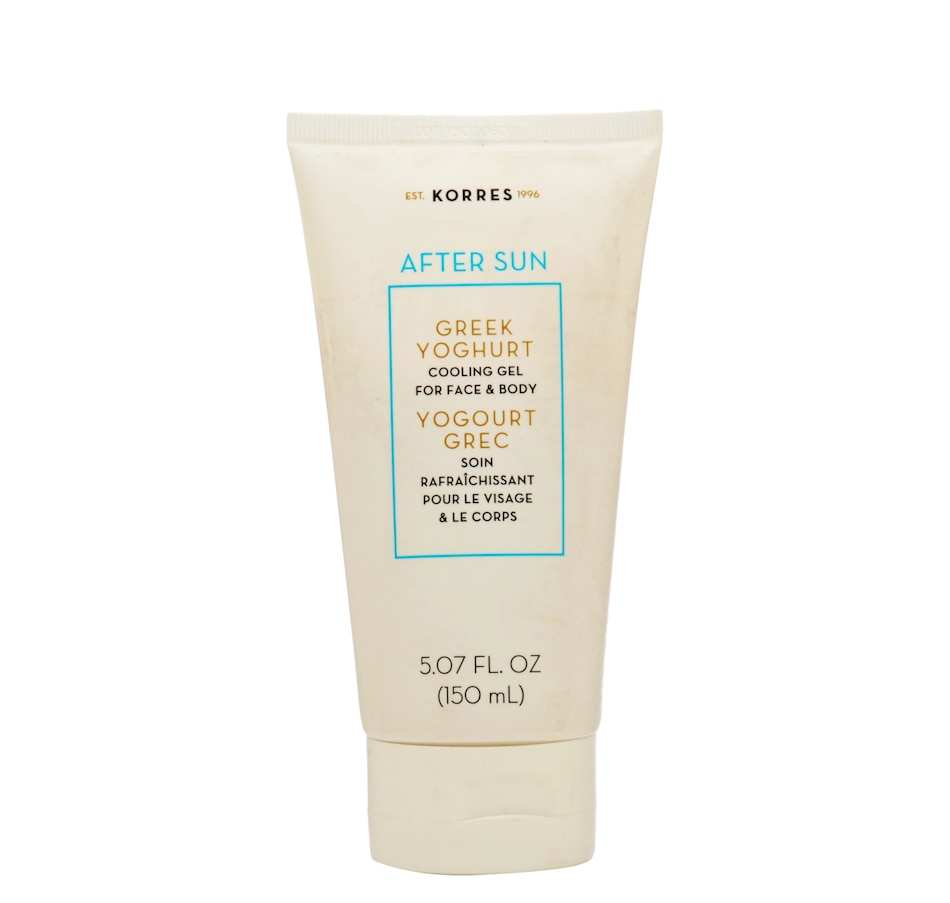 Image 478759.jpg , Product 478-759 / Price $33.00 , KORRES Green Yoghurt After Sun Cooling Gel from KORRES Natural Products on TSC.ca's Beauty department