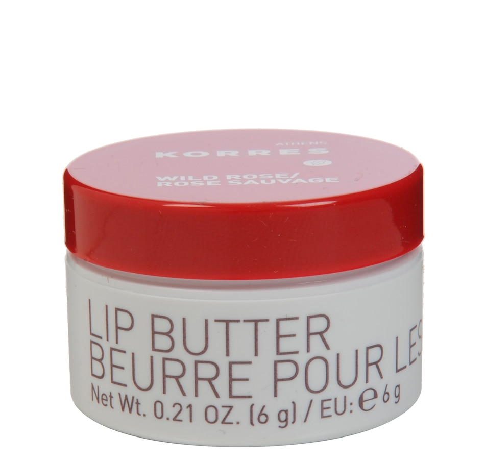 Image 478760_WLRS.jpg , Product 478-760 / Price $15.00 , KORRES Lip Butter from KORRES Natural Products on TSC.ca's Beauty department
