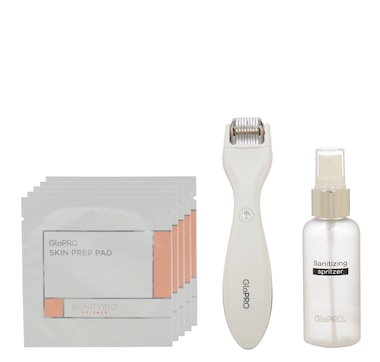 BeautyBio GloPRO Microneedling Regeneration Facial Tool