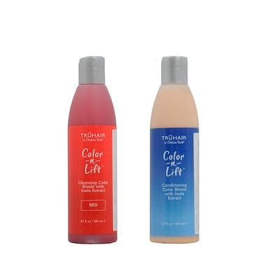 TRUHAIR By Chelsea Scott Color-N-Lift Cleansing & Conditioning Colour Shield Duo