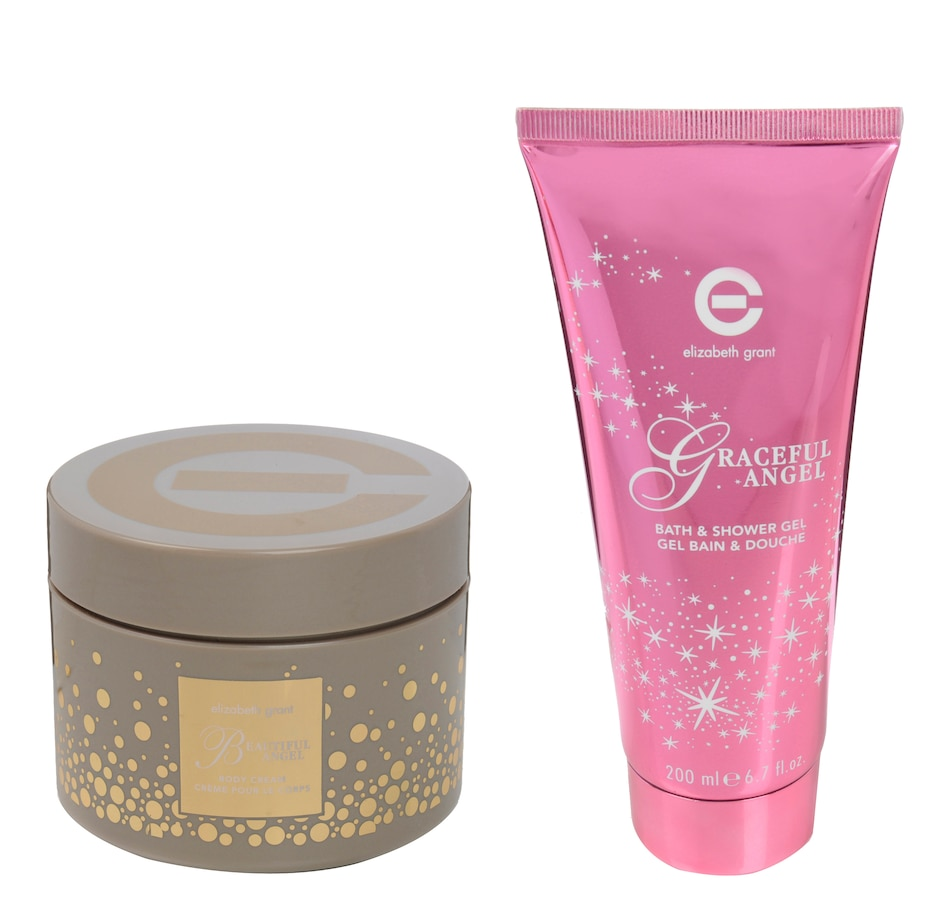 Image 480170.jpg , Product 480-170 / Price $59.99 , Elizabeth Grant Beautiful Angel Bath & Body Set from Elizabeth Grant on TSC.ca's Beauty department