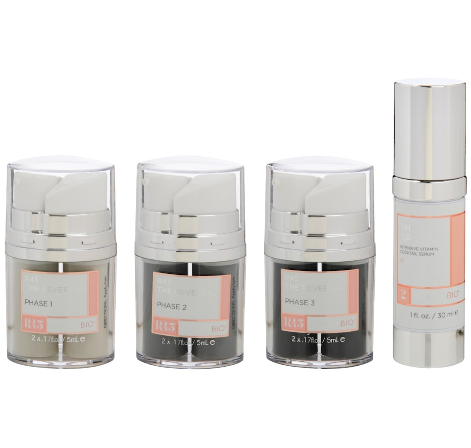 Image 480188.jpg , Product 480-188 / Price $249.00 , BeautyBio R45 The Reversal 3 Phase System & The Daily from BEAUTYBIO on TSC.ca's Beauty department