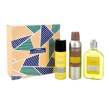 L'Occitane Cedrat Men's Morning Ritual