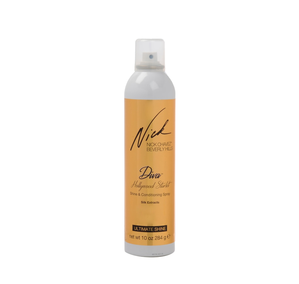Image 480946.jpg , Product 480-946 / Price $45.00 , Nick Chavez Diva Hollywood Starlet Shine and Conditioning Spray from Nick Chavez on TSC.ca's Beauty department