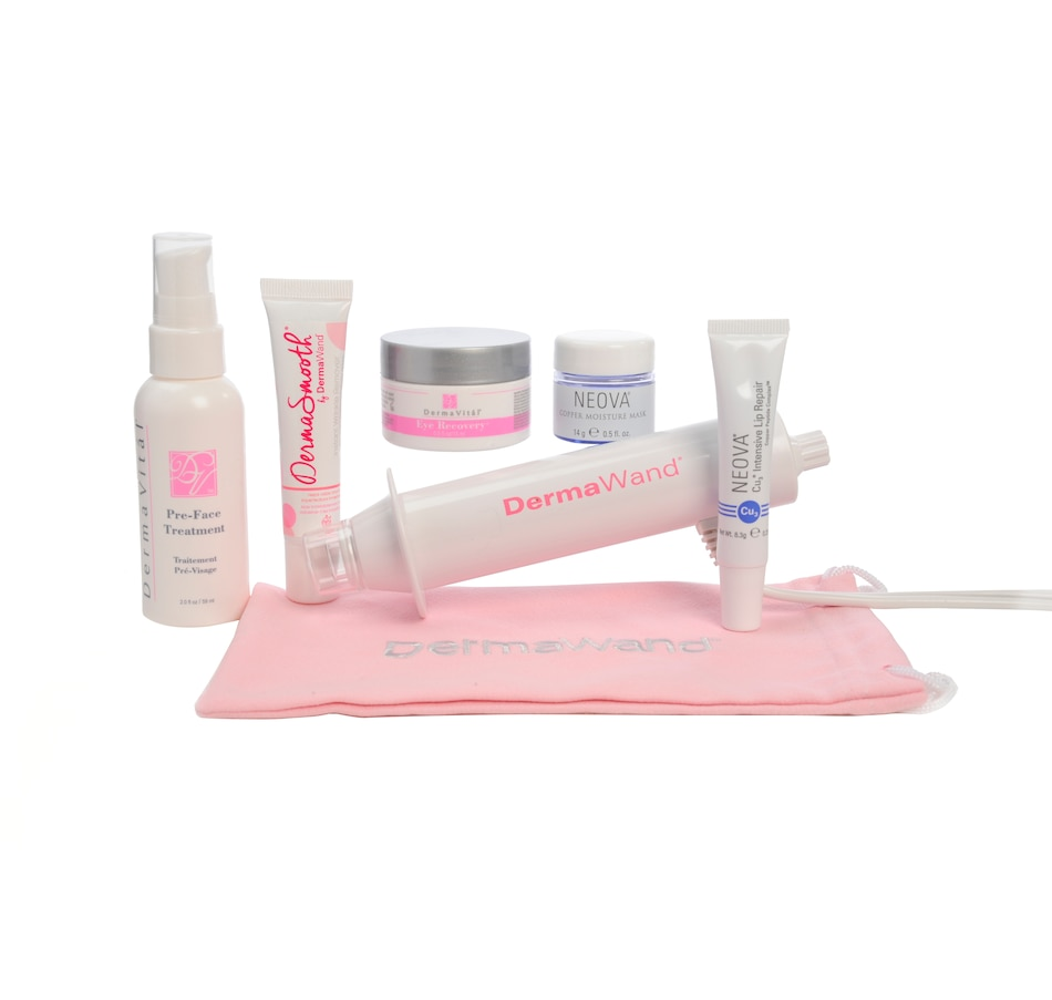Image 481158.jpg , Product 481-158 / Price $139.95 , DermaWand 6-Piece Anti-Aging Kit with Bag from DermaWand on TSC.ca's Beauty department