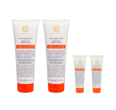 Elizabeth Grant Hand and Foot Cream Double Double