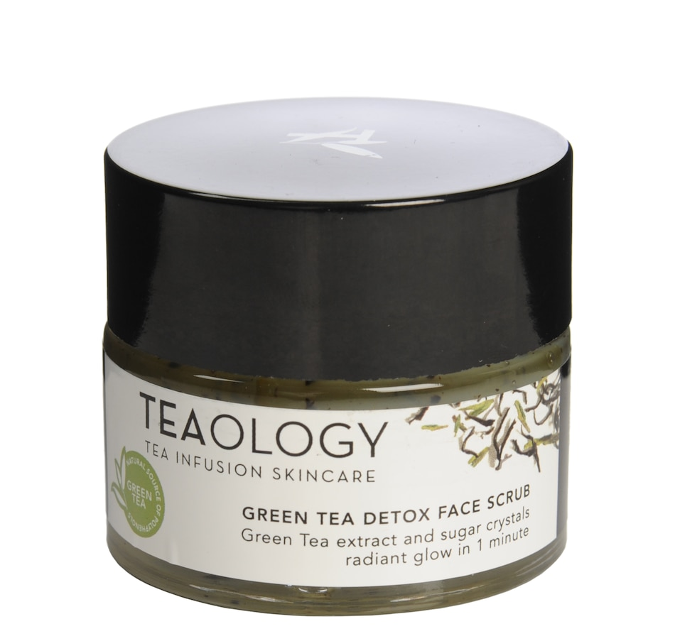 Image 481379.jpg , Product 481-379 / Price $45.00 , Teaology Green Tea Detox Face Scrub from Teaology Skincare on TSC.ca's Beauty department