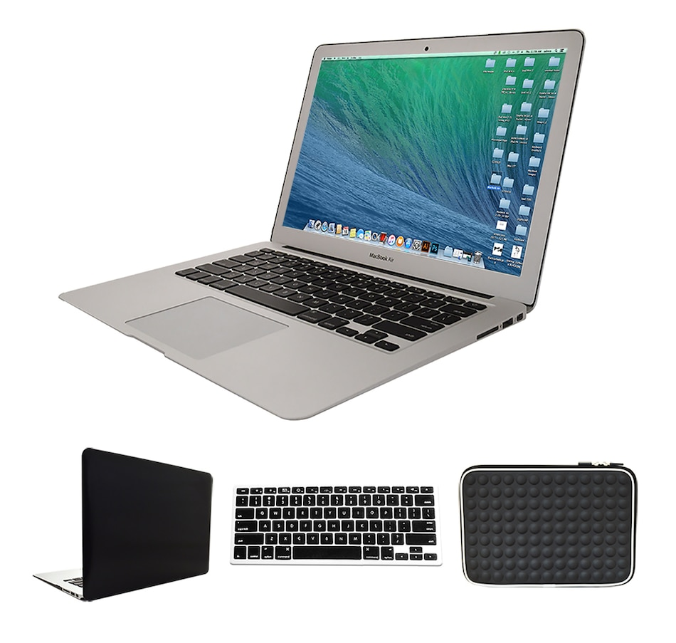 Buy Apple Macbook Air 13 Quot Notebook With Deluxe Tech