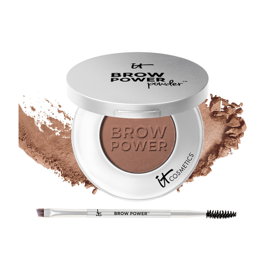 Image 481734.jpg , Product 481-734 / Price $35.00 , IT Cosmetics Brow Powder with Brush from Brows on TSC.ca's Beauty department