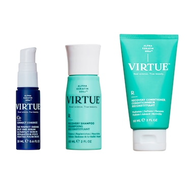 Virtue Labs Recovery 3-Piece Hair Care Travel Kit