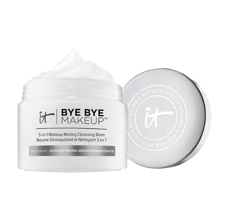 Image 482105.jpg , Product 482-105 / Price $49.00 , IT Cosmetics Bye Bye Makeup 3-in-1 Melting Cleansing Balm from Face on TSC.ca's Beauty department