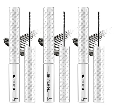 IT Cosmetics Tightline 3-in-1 Black Primer-Eyeliner-Mascara Trio
