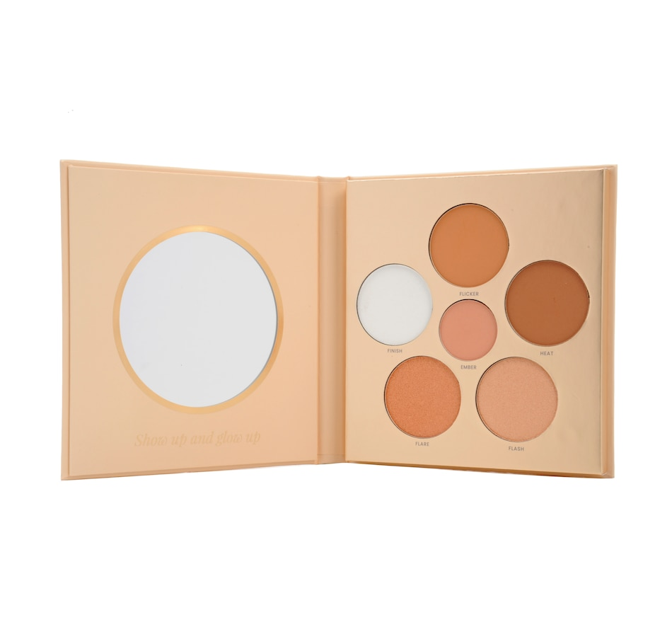 Image 482166_GLOGR.jpg , Product 482-166 / Price $38.00 , Flawless by Friday Flawless in Fifteen Faceology Face Palette from Flawless by Friday on TSC.ca's Beauty department