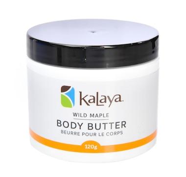 Kalaya Wild Maple Body Butter