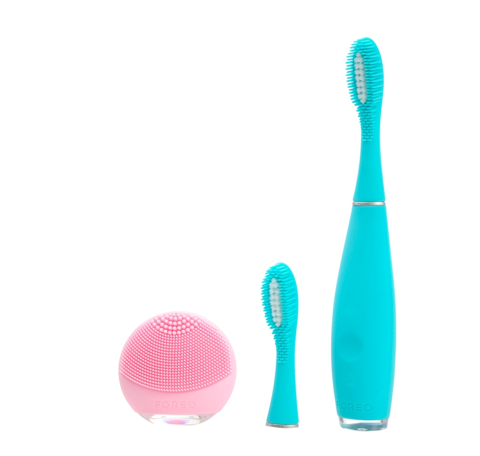 Image 482438_NORMAL.jpg , Product 482-438 / Price $292.99 , Foreo on the Go 3-Piece Set from Foreo on TSC.ca's Beauty department