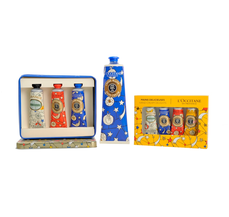 Image 482567.jpg , Product 482-567 / Price $88.00 , L'Occitane Castelbajac Limited Edition Hand Wardrobe from L'Occitane on TSC.ca's Beauty department