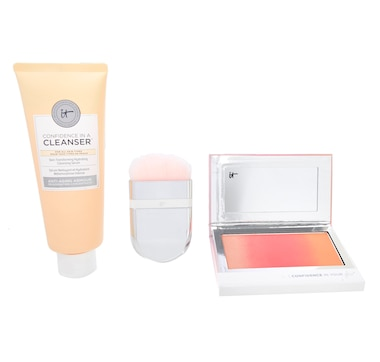 IT Cosmetics Your Confidence In Your Skin Cleanse & Glow 3-Piece Collection