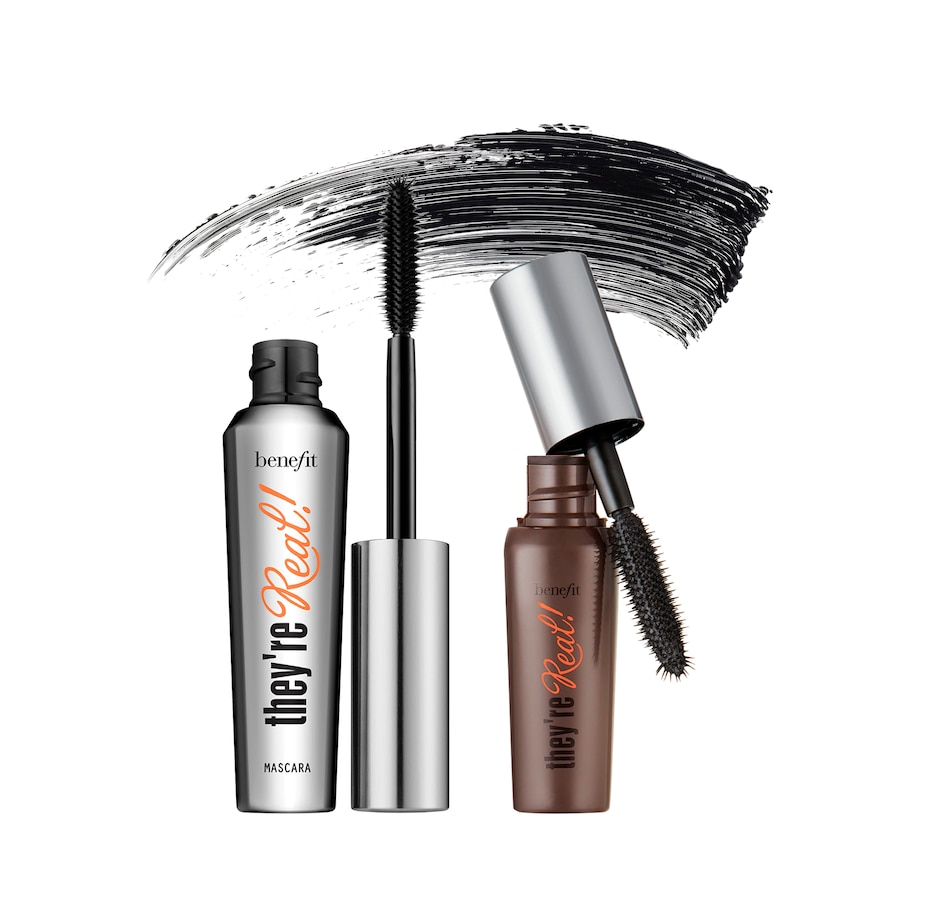 Image 482702.jpg , Product 482-702 / Price $50.00 , Benefit Cosmetics Real Big Steal Mascara Set from Benefit Cosmetics on TSC.ca's Beauty department
