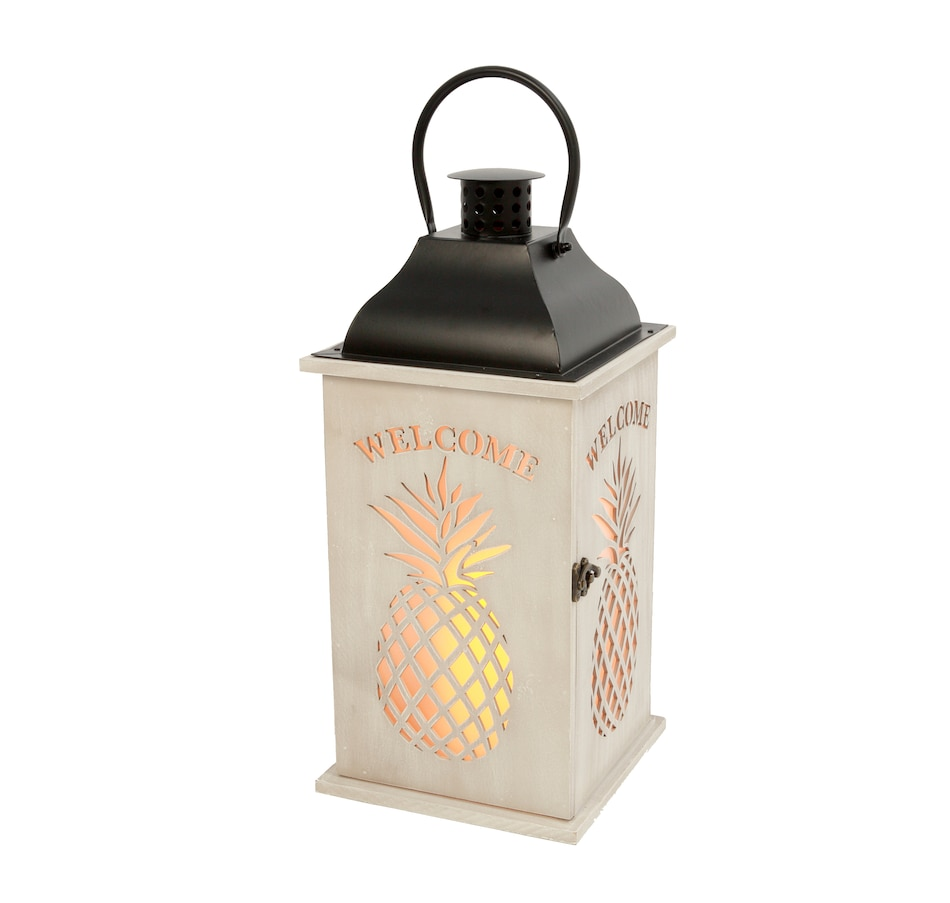 Image 483728.jpg , Product 483-728 / Price $19.33 - $34.33 , Pineapple Lantern  on TSC.ca's Home & Garden department