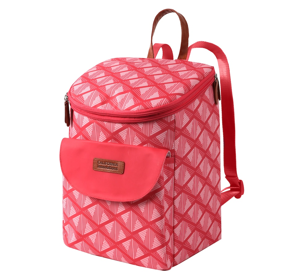Image 483809_CRL.jpg , Product 483-809 / Price $29.99 , California Innovations 24-Can Backpack Cooler from California Innovations on TSC.ca's Home & Garden department