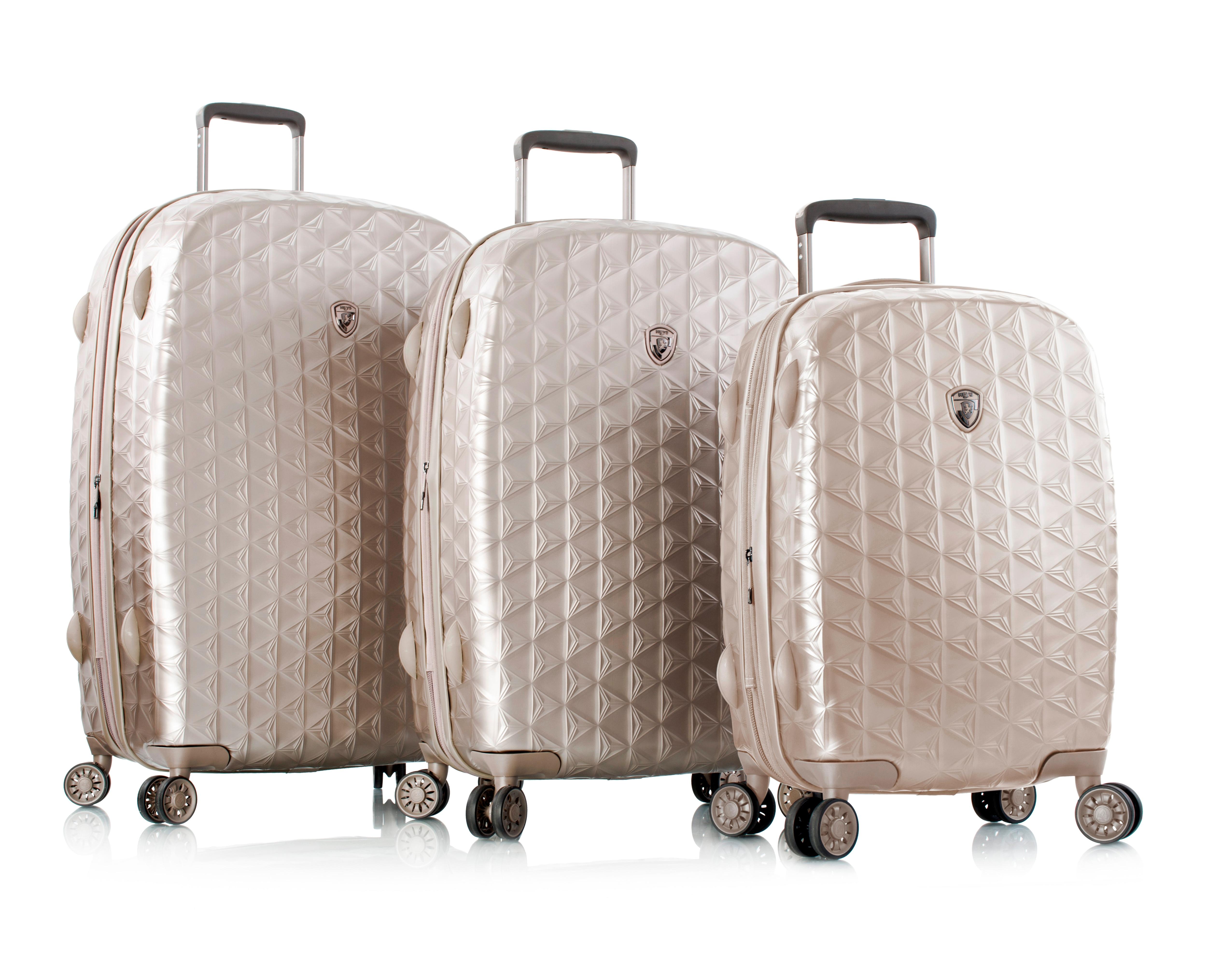 Heys Motif Homme 21 Spinner Luggage Gunmetal