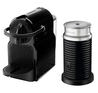Nespresso Inissia Espresso Machine Bundle by De'Longhi