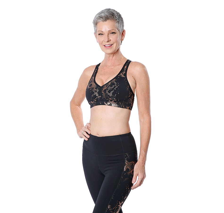 Image 484109_BGO.jpg , Product 484-109 / Price $45.00 , Skechers Women's Knit Bra from Skechers on TSC.ca's Fashion department