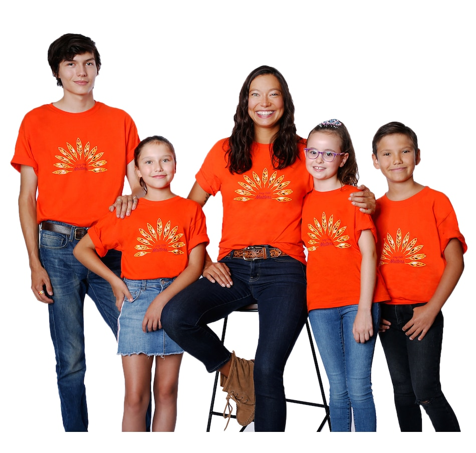 Image 484140.jpg , Product 484-140 / Price $20.00 - $30.00 , Orange Shirt Day