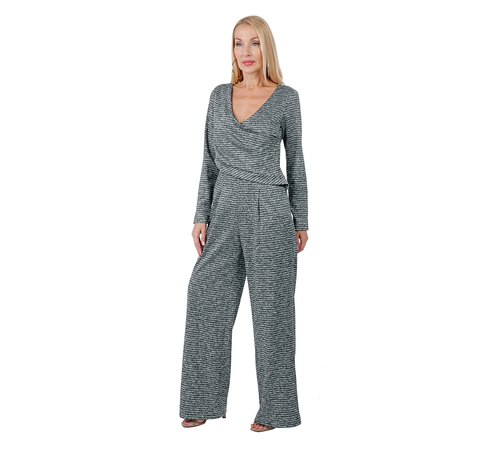 Image 484220_HTH.jpg , Product 484-220 / Price $149.88 , Brian Bailey Jumpsuit from Brian Bailey Fashions on TSC.ca's Fashion department