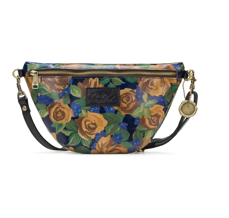 Image 484440_BLSRE.jpg , Product 484-440 / Price $69.33 , Patricia Nash Tinchi Belt Bag Crossbody from Patricia Nash on TSC.ca's Clothing & Shoes department
