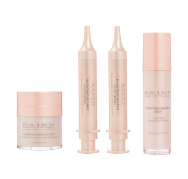 Auto-Delivery 60-Day SKINN Enlightened Radiance 4-Piece Collection
