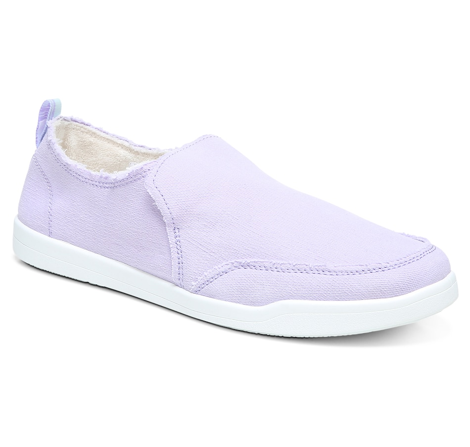 Image 485082_LLC.jpg , Product 485-082 / Price $79.99 , Vionic Venice Malibu Canvas Slip On from Vionic on TSC.ca's Shoes & Handbags department
