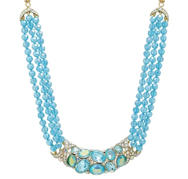 Heidi Daus Gemstone Collar Necklace